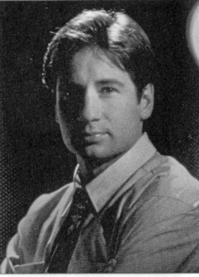 David Duchovny AKA Fox Mulder